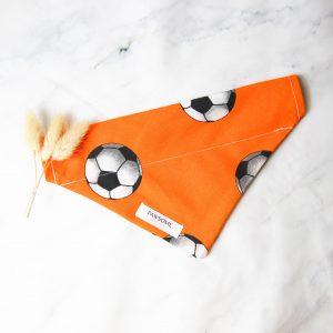 Orange Fever Bandana