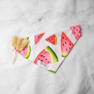 One in a melon bandana